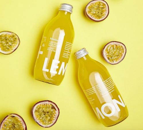 LemonAID Passion Fruit Organic 330ml