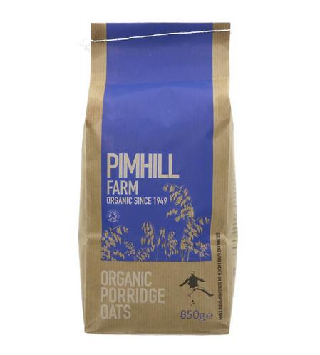Organic Porridge Oats 850g