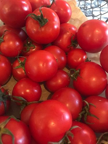 Organic tomatoes loose 250g (£0.58/100g)