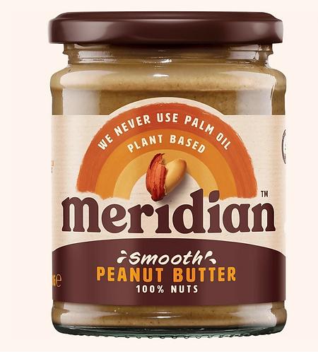 Organic Peanut Butter Smooth 280g