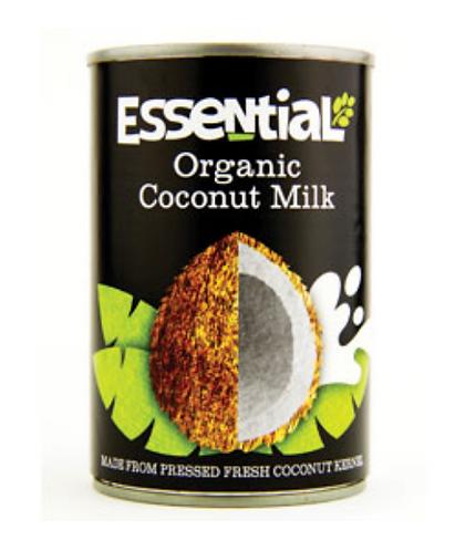 Organic Coconut Milk 400g
