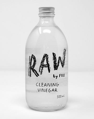 Cleaning Vinegar 1L Glass Bottle
