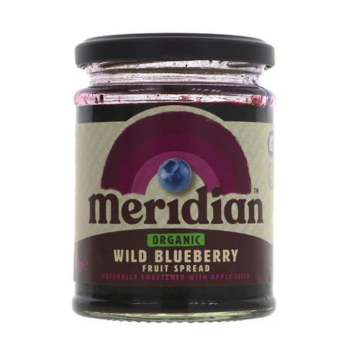 Organic Wild Blueberry Jam 284g