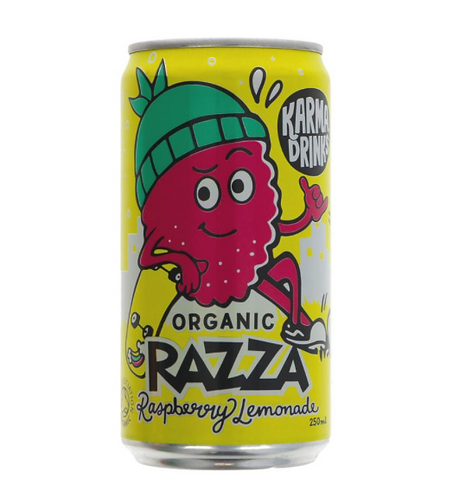 Razza Raspberry Lemonade Karma Organic 250ml
