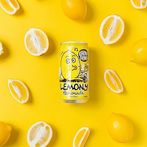 Lemony Lemonade Organic 250ml