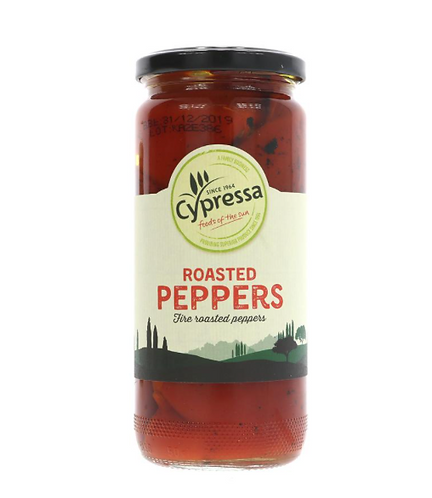 Roasted Red Peppers 465g