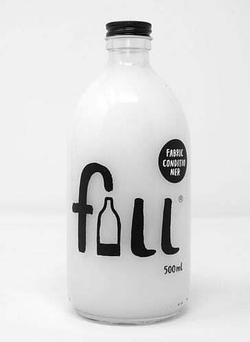 Fabric Conditioner 1L Glass Bottle