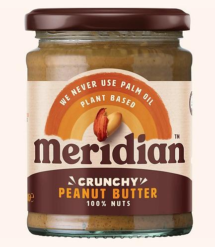 Organic Peanut Butter Crunchy 280g
