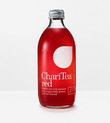 ChariTea Organic Red Tea 330ml