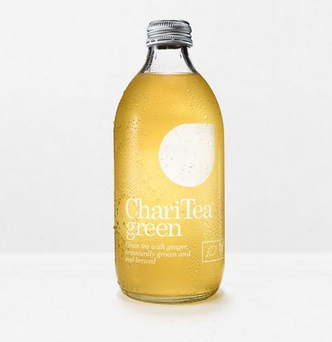 ChariTea Organic Green Tea 330ml