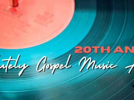 KPNR Receive 2 sogospelmusic.com Awards