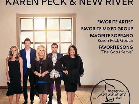 Thankful - Fan Awards voting now open!