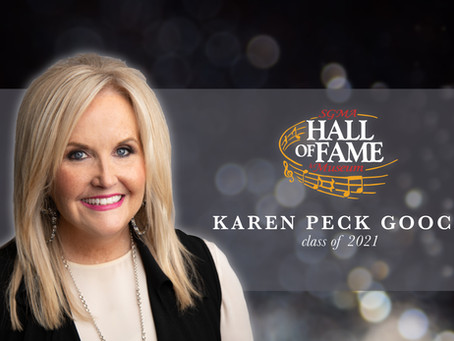 Daywind Music Group Celebrates SGMA Hall of Fame Inductee Karen Peck Gooch