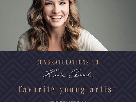 Congratulations Kari!