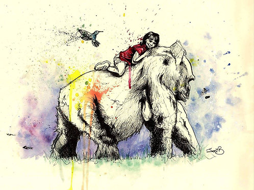WILD THINGS | Print - Limited Edition