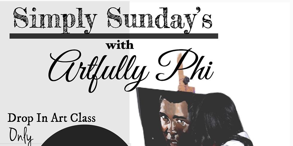 Simply Sundays With Artfully Phi