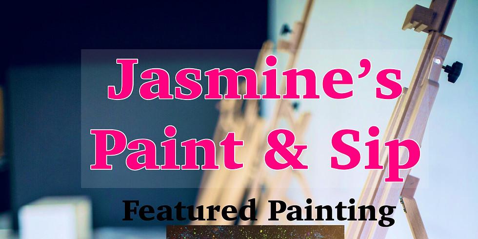Jasmin Paint & Sip