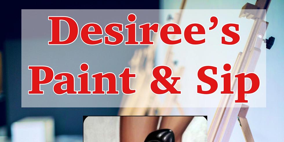Desiree's Paint & Sip