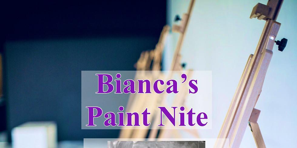 Bianca's Paint Nite