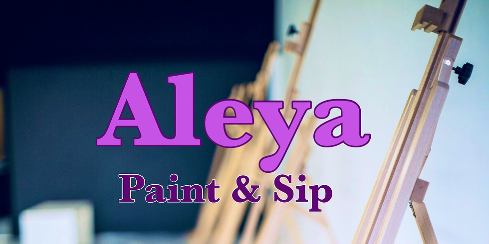 Aleya's Paint & Sip