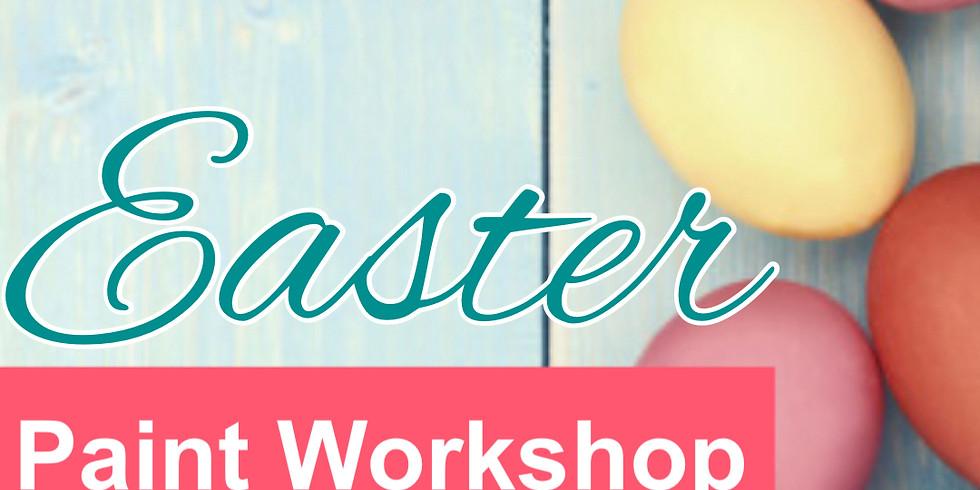Easter Paint Workshop