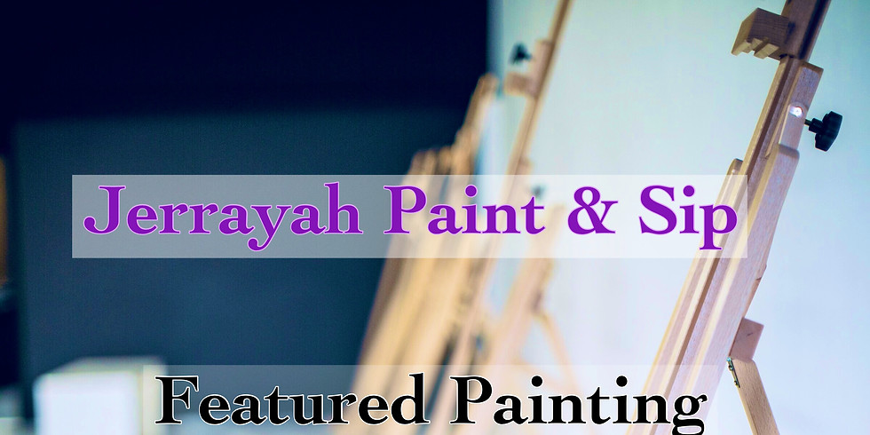 Jerrayah Paint Nite
