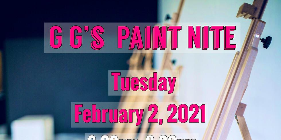 GG's Paint Nite