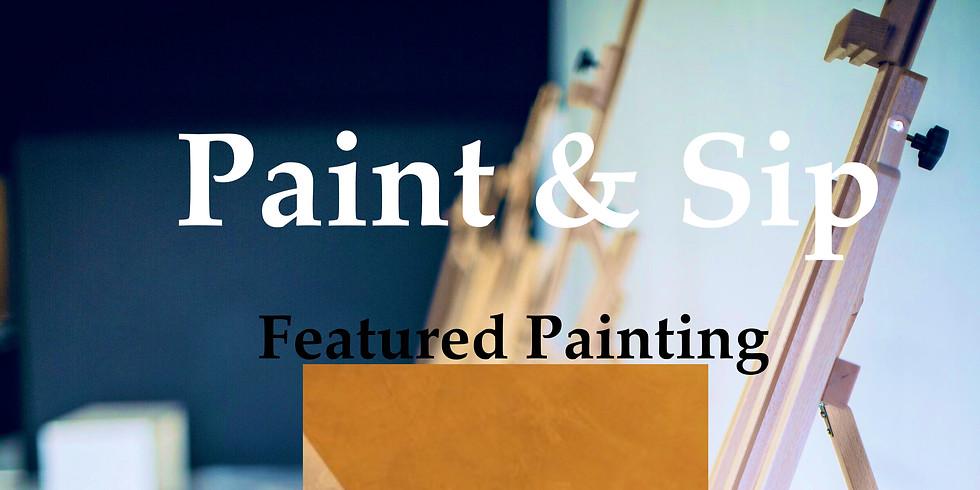Simone's Paint & Sip