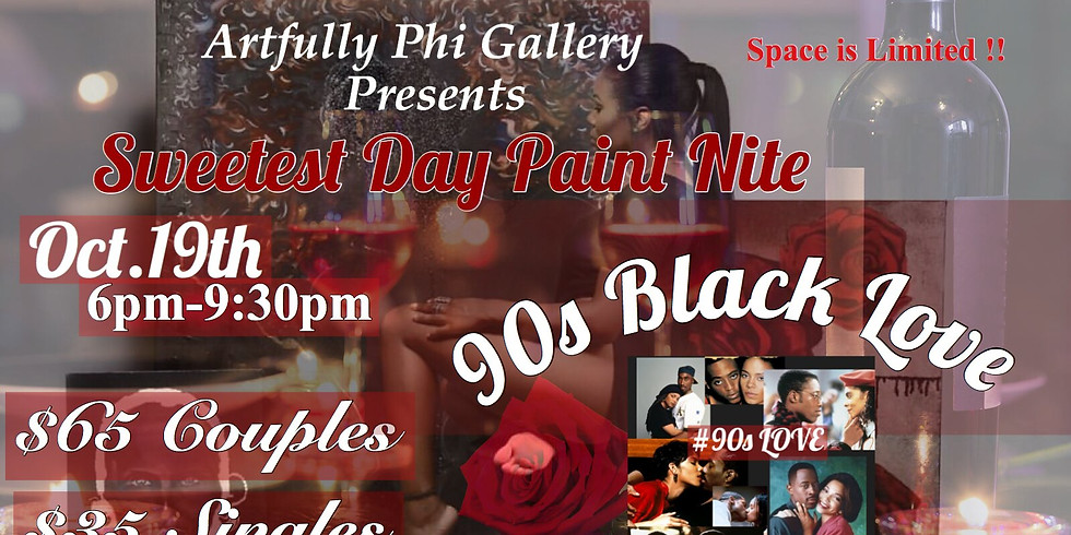 Sweetest Day Couples Paint Nite