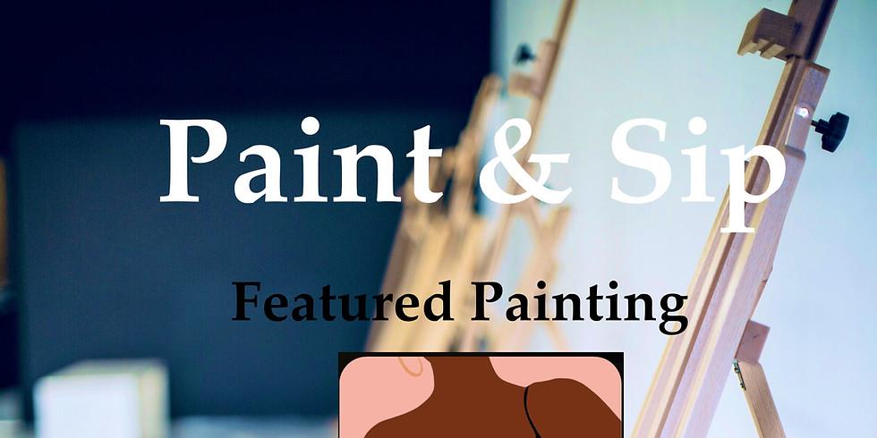 Robbin's Paint & Sip