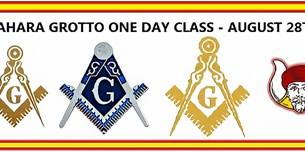 Grand Master's One Day Class