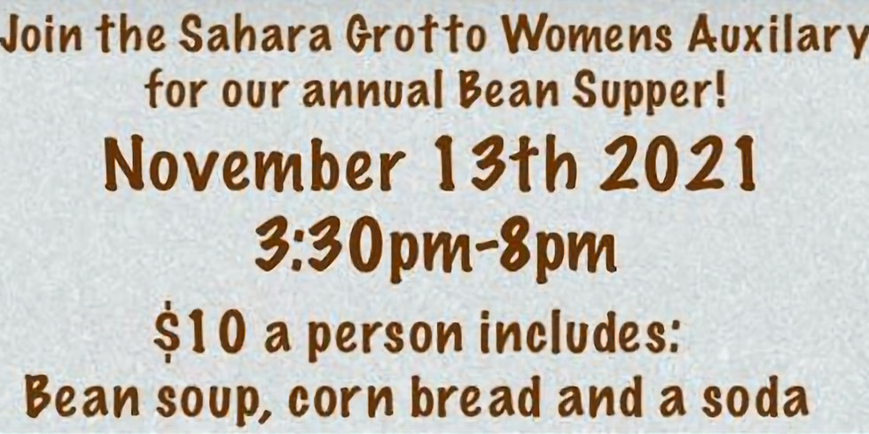 Annual Bean Supper