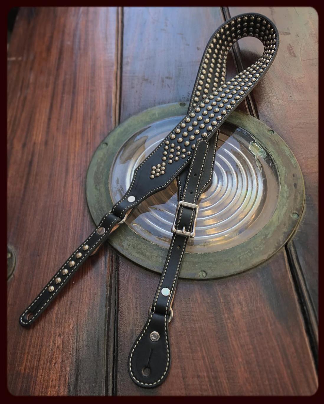 John Lennon _Python_ inspired guitar strap