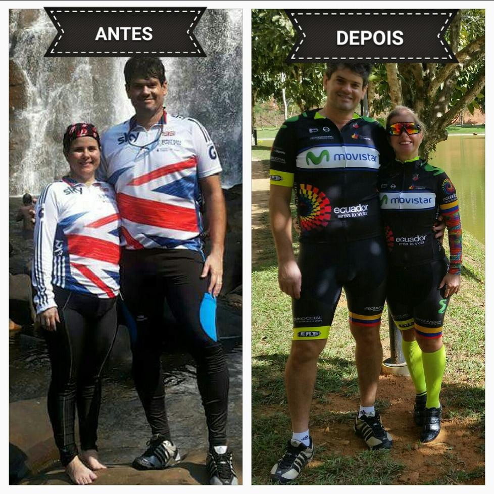 #historiasmissbike - Michelle: uma história de amor entre ela, ele e suas bicicletas!