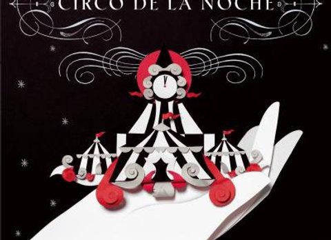 El circo la noche de  Erin Morgenstern