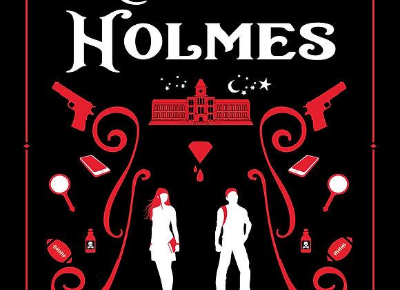 Misterios de Charlotte Holmes de Brittany Cavallaro