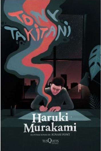 Tony Takitani de Haruki Murakami