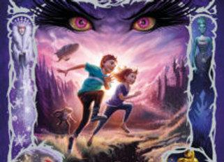 Tierra de las historias 2: regreso de la hechicera de Chris Colfer