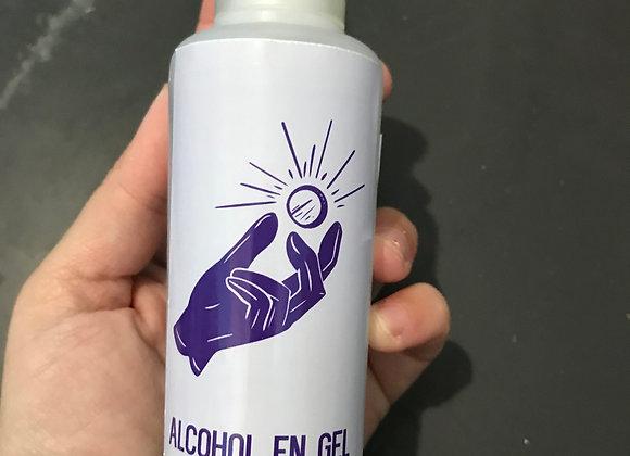 Alcohol en gel de Seis de cuervos