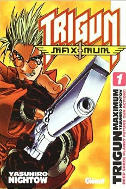 Trigun Maximum 1 y Trigun Maximum 2 (Pack) de Yasuhiro Nightow