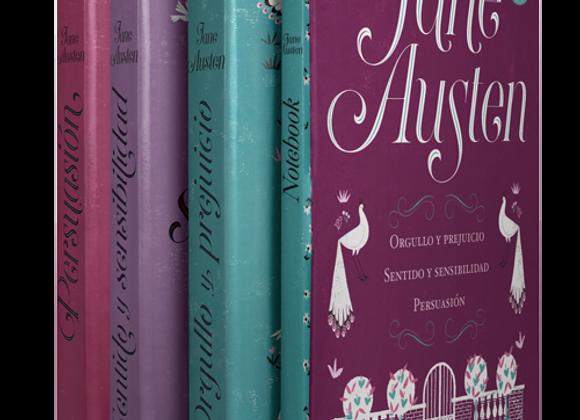 Box set Jane Austen