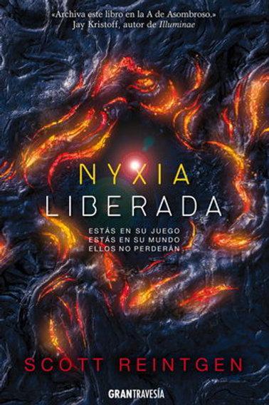 Nyxia liberada de Scott Reintgen