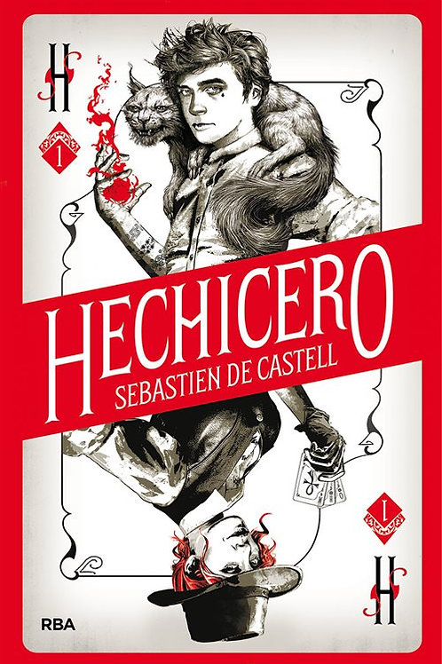 Hechicero de Sebastien De Castell