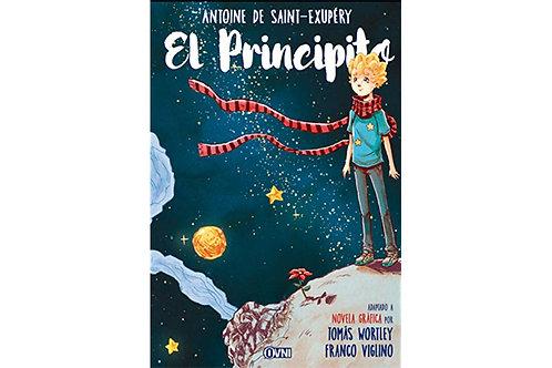 El Principito, novela gráfica de Antoine de Saint Exupéry