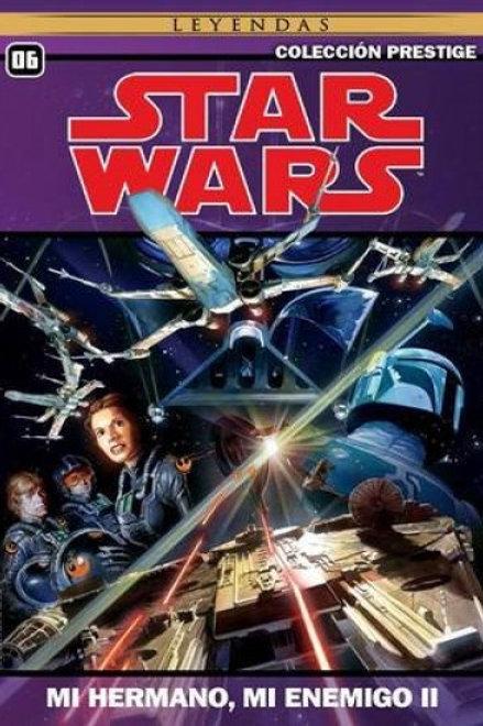 Star Wars Mi hermano, mi enemigo II 06. de Rob Williams