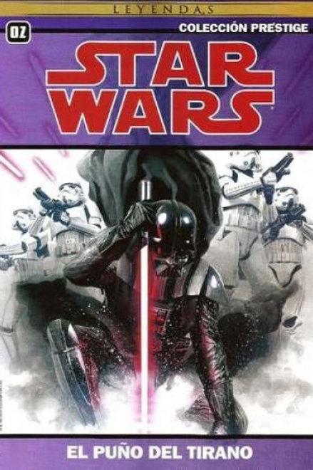 Star Wars El Puño Del Tirano 02 de Alexander Freed
