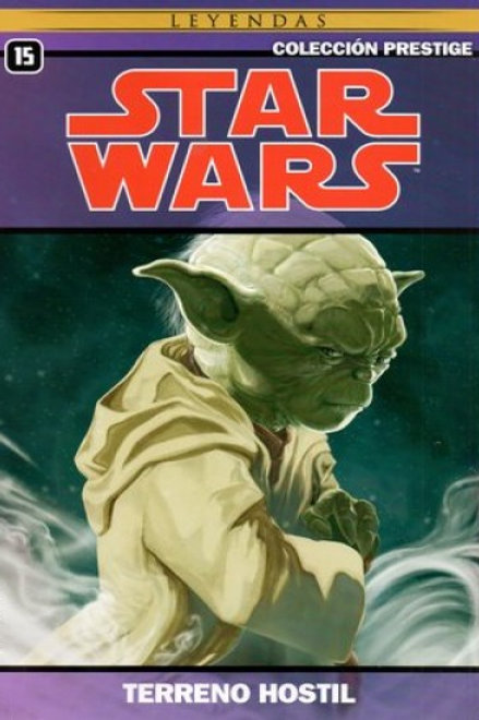 Star Wars Terreno hostil 15 de John Ostrander