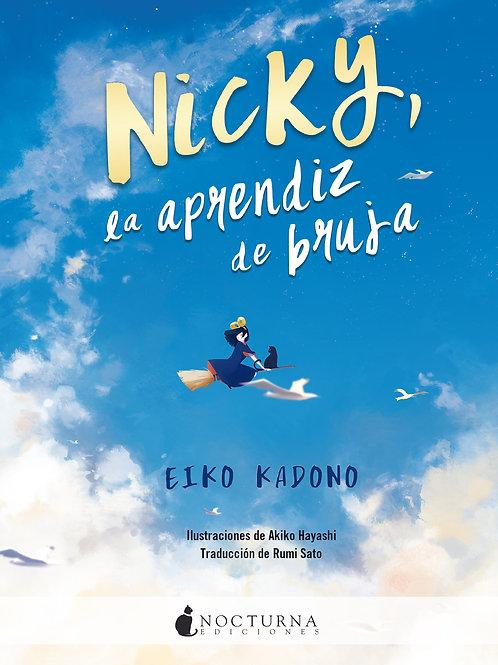 Nicky, la aprendiz de bruja Eiko Kadono