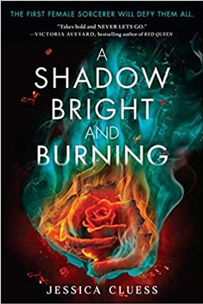 A Shadow Bright and Burning de e Jessica Cluess