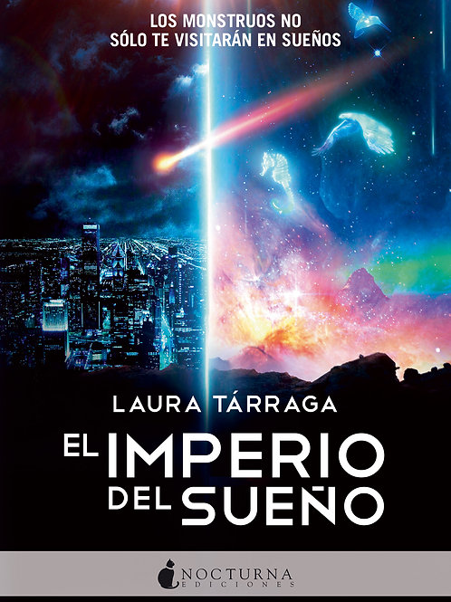 El Imperio del Sueño de Laura Tárraga
